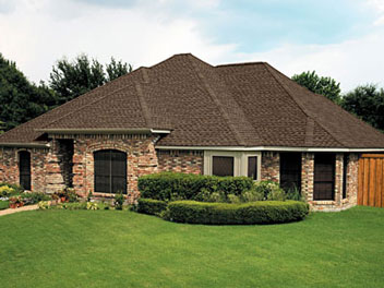 Timberline HD Roofing Shingles - GAF