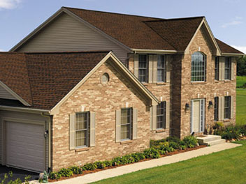 Timberline Natural Shadow Roofing Shingles - GAF