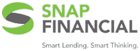 Snap Financial Logo
