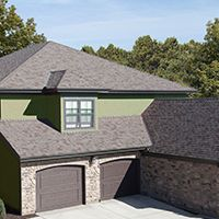 Vista™ Shingle LineWindsor® Ecoasis™ Shingles